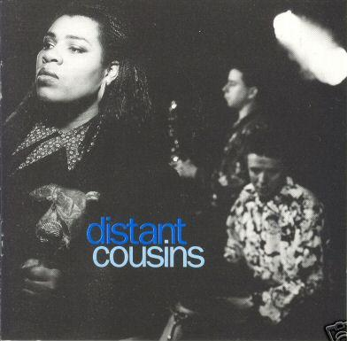 Distant Cousins album sleeve